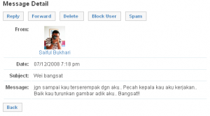 ancamansaiful01.thumbnail Death threat from Saiful Bukhari Azlan !!